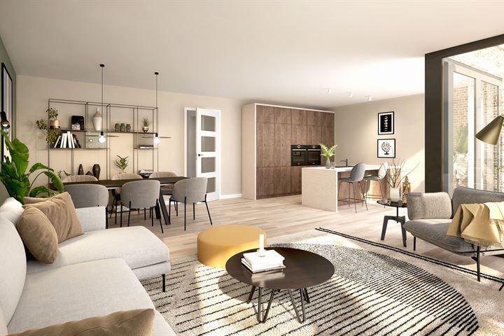 208 | Appartement | type C01 | Walkwartier (Bouwnr. 208)