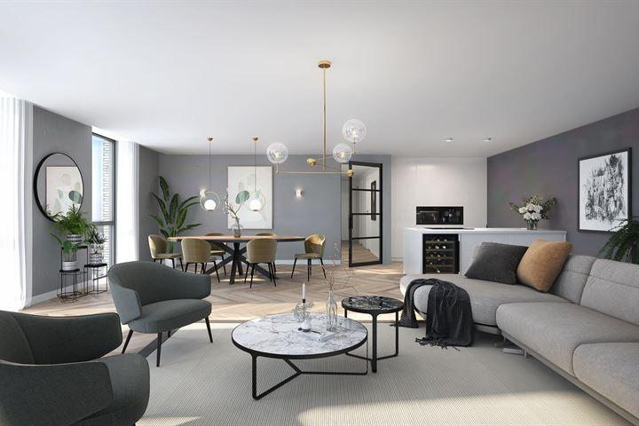 210 | Appartement | type C03 | Walkwartier (Bouwnr. 210)