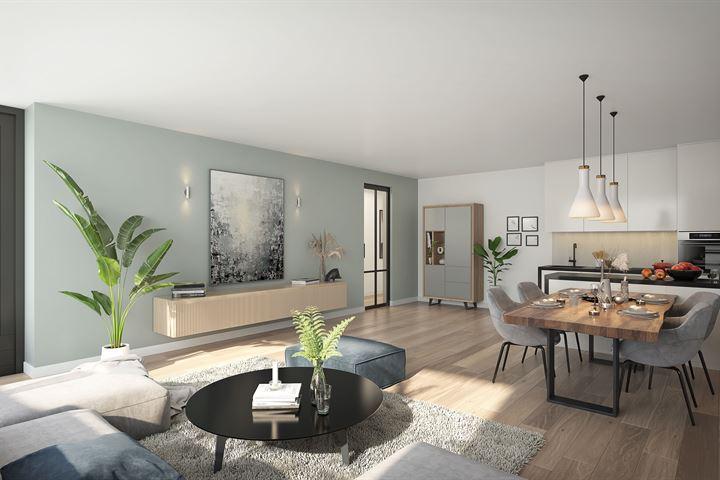 204 | Appartement | type D01 | Walkwartier (Bouwnr. 204)