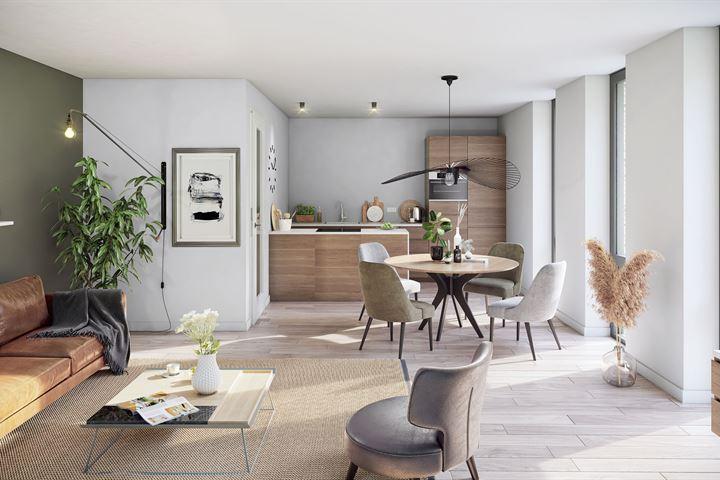 247 | Appartement | type D02 | Walkwartier (Bouwnr. 247)