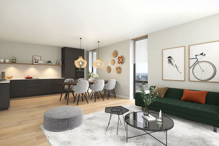 246 | Appartement | type D03 | Walkwartier (Bouwnr. 246)