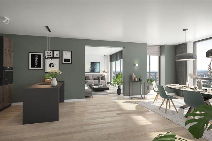 241 | Appartement | type D06 | Walkwartier (Bouwnr. 241)