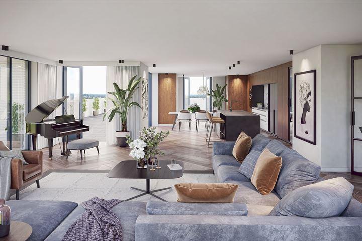 268 | Appartement | type E | Walkwartier (Bouwnr. 268)