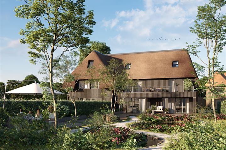 De Krijgsman - Rietgedekte Villa's Fase 2 (Bouwnr. 3.04)