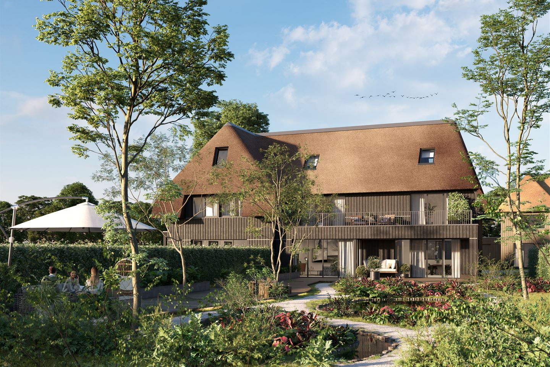 Bekijk foto 4 van De Krijgsman - Rietgedekte Villa's Fase 2 (Bouwnr. 3.05)