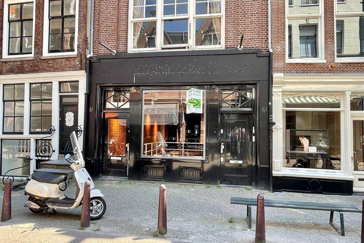 Nieuwe Spiegelstraat 61, Amsterdam