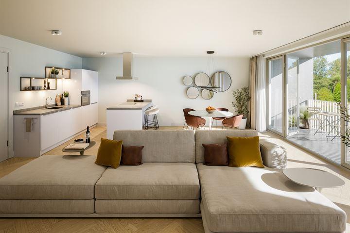 Appartement B (Bouwnr. 3)