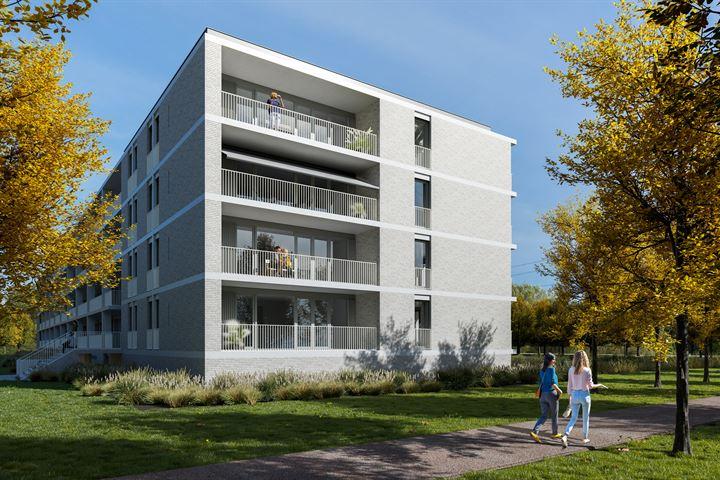 Appartement D (Bouwnr. 22)