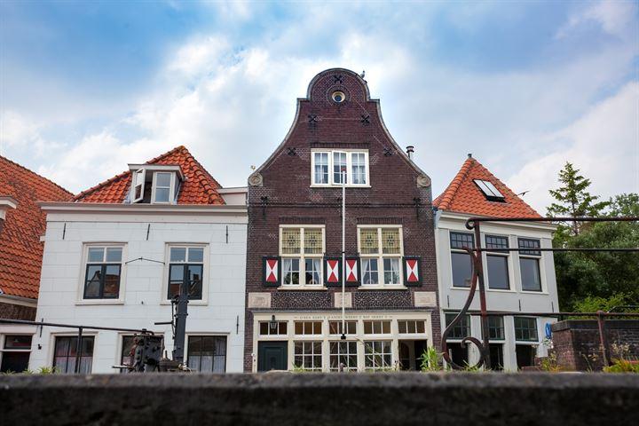 Westkolk 4 -6, Spaarndam gem. Haarlem