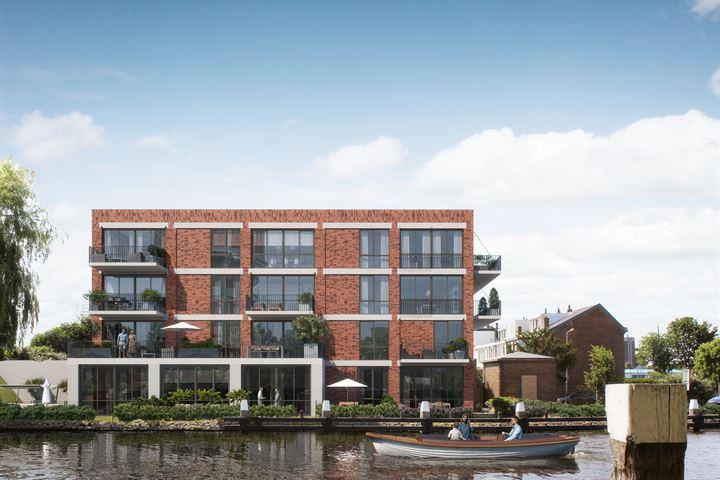 Waterkant - Leiden