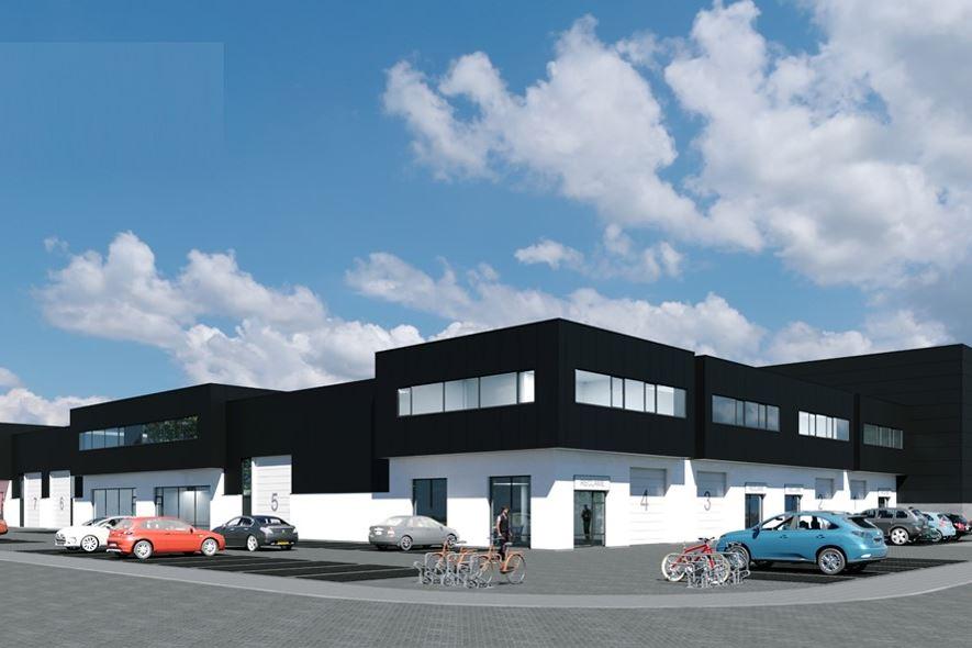 Bekijk foto 1 van Fabrieksweg 19 A-B