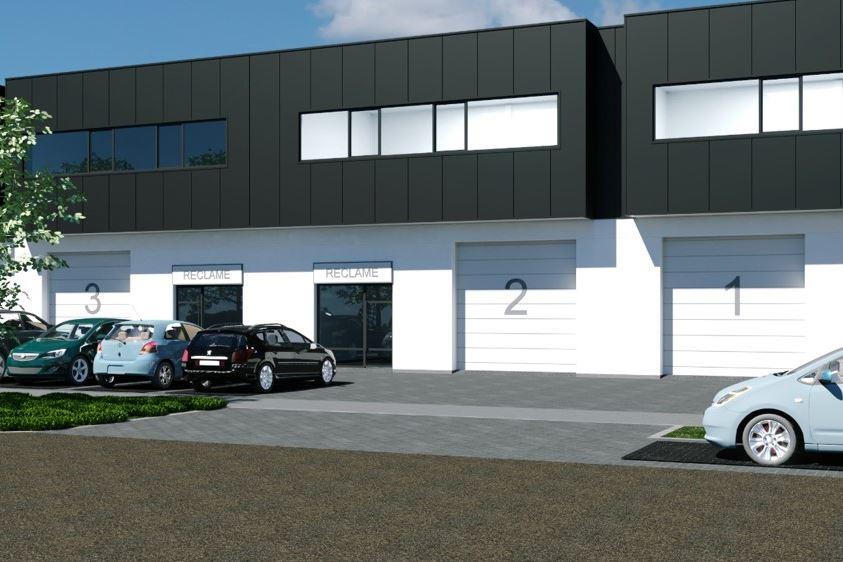 Bekijk foto 2 van Fabrieksweg 19 A-B