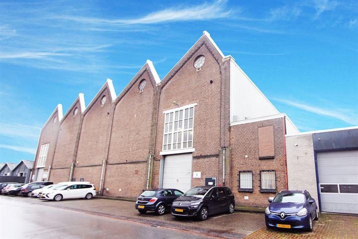 Hendrik Figeeweg 3 Hal 1+2, Haarlem