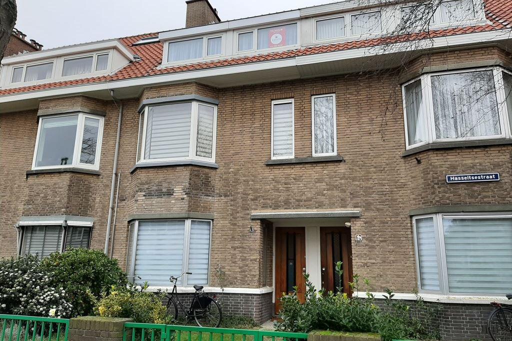 Bekijk foto 1 van Hasseltsestraat 71 .