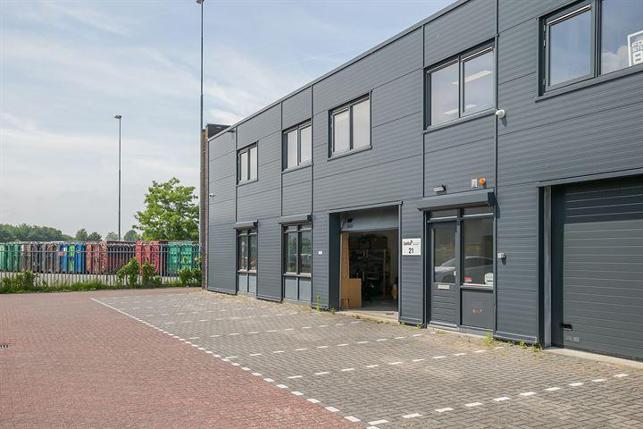 Argonweg 21, Almere
