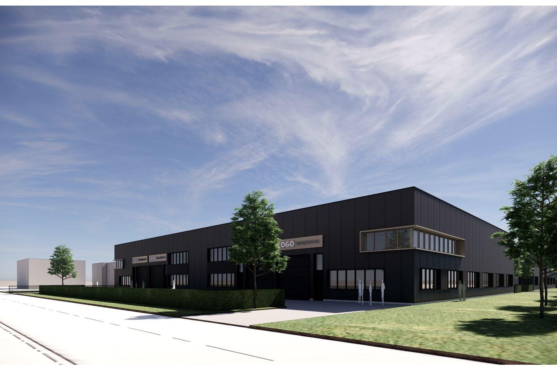 Bekijk foto 1 van Sikkel Heinenoord Nieuwbouw Fase II
