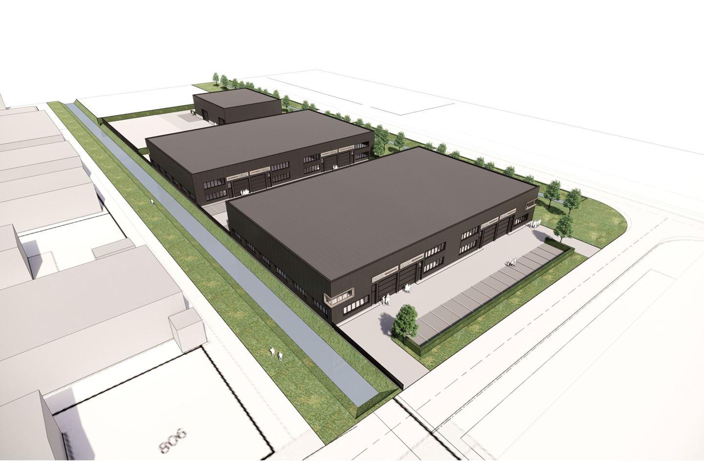 Bekijk foto 3 van Sikkel Heinenoord Nieuwbouw Fase II