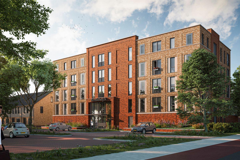 Bekijk foto 1 van Hoekappartement verdiepingen (Bouwnr. 8)
