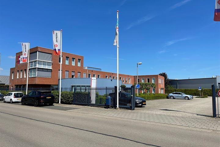 Rat Verleghstraat 120, Breda