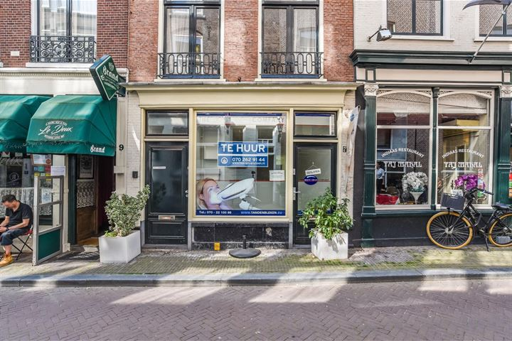 Maliestraat 7, Den Haag