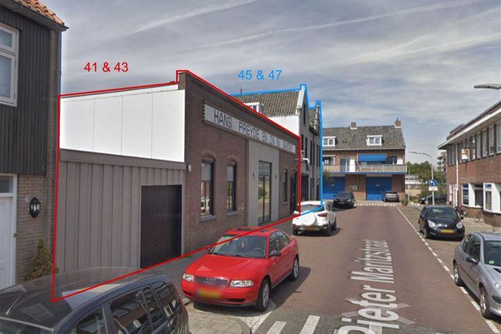 Pieter Maritzstraat 41 47