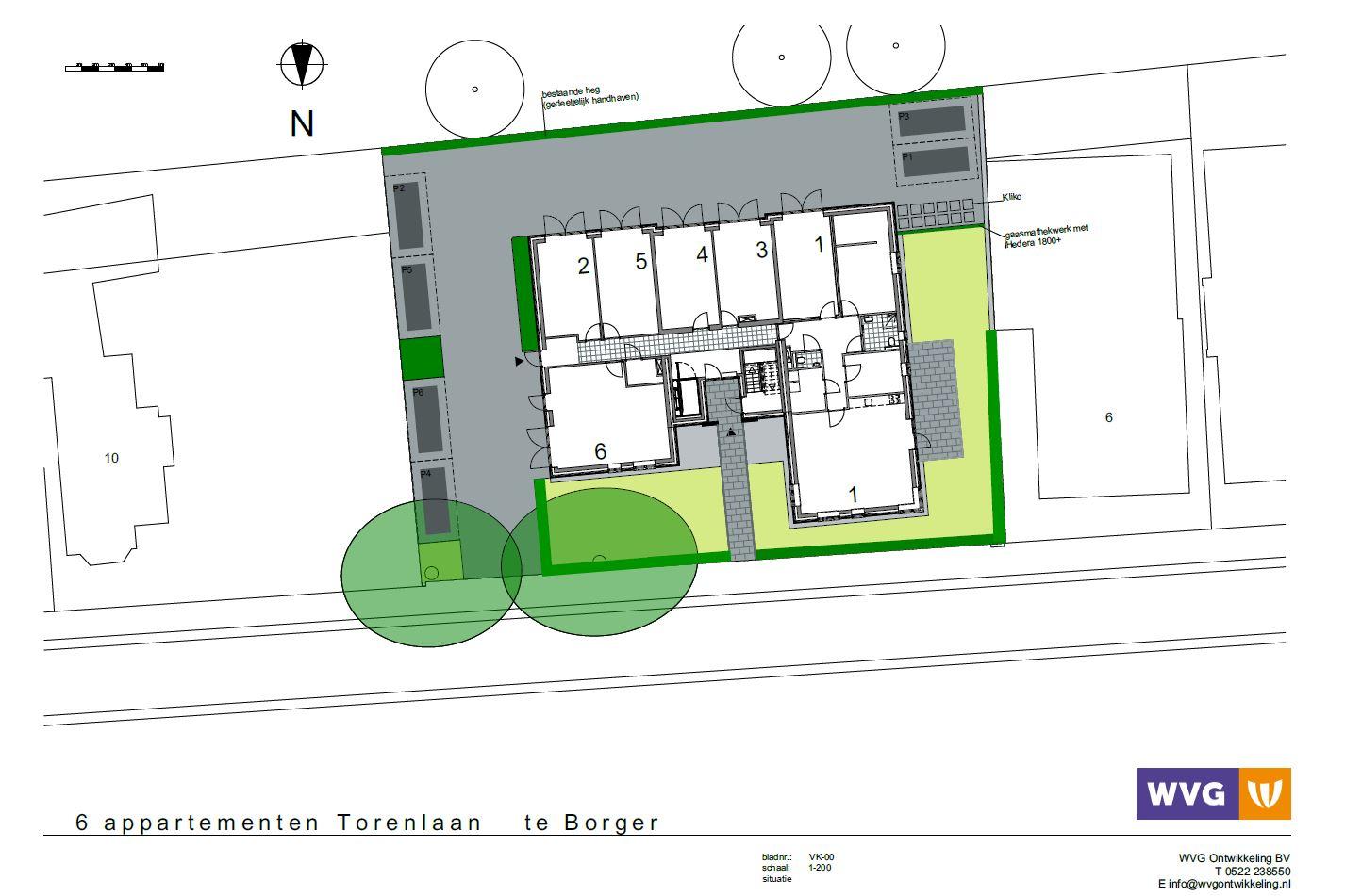 Bekijk foto 3 van 2e Verdieping (Bouwnr. 6)
