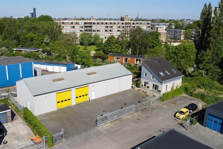 Ouddeelstraat 13 -15, Leeuwarden