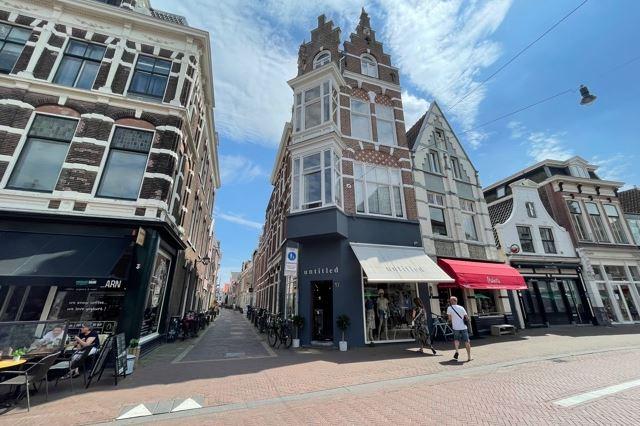 Kruisstraat 17 zwart, Haarlem