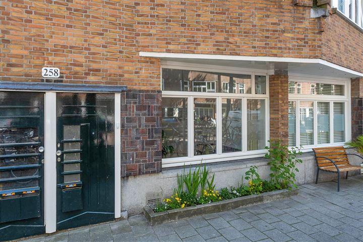 Orteliusstraat 258 -huis