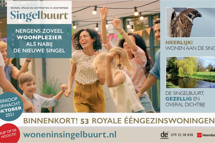 De Singelbuurt -PROJECT IN VOORBEREIDING-