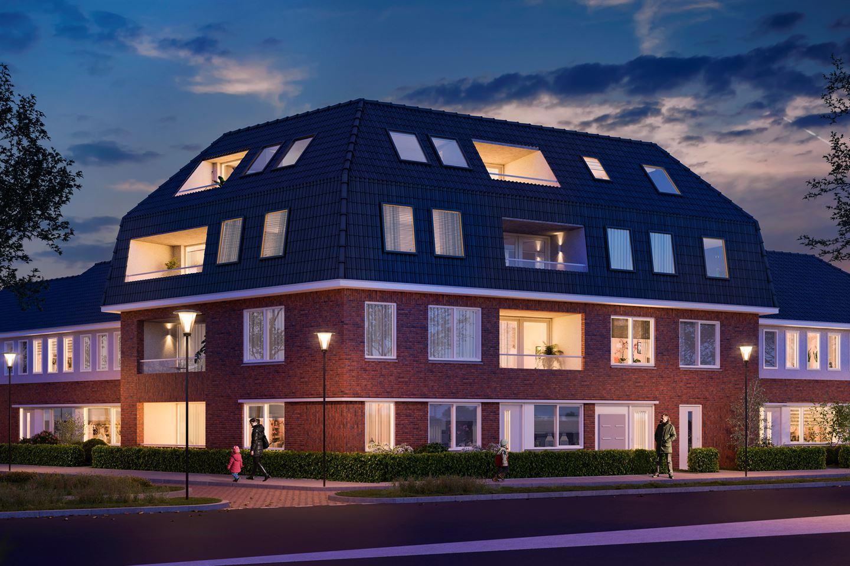 View photo 3 of Appartement op 1e of 2 verdieping van 75 m2 (Bouwnr. 12)