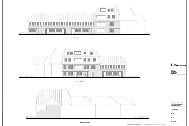View photo 4 of Appartement op 1e of 2 verdieping van 75 m2 (Bouwnr. 12)