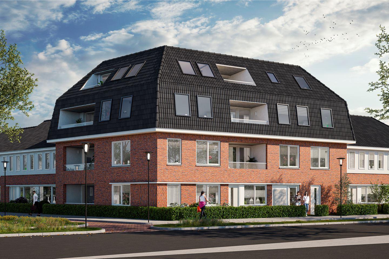 View photo 4 of Appartement op 3e verdieping (Bouwnr. 13)