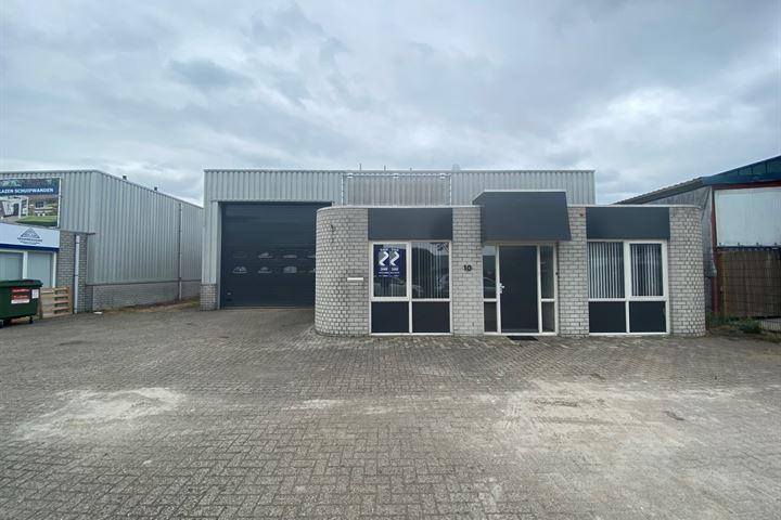 Kleiweg 10, Waalwijk