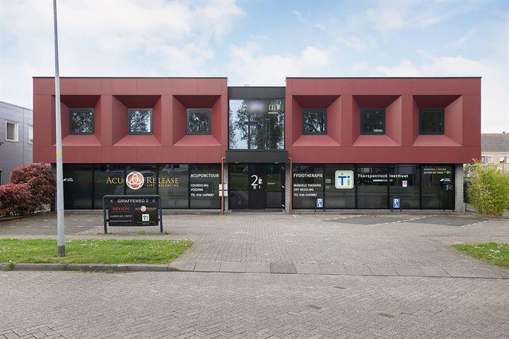 Giraffeweg 2, Almere