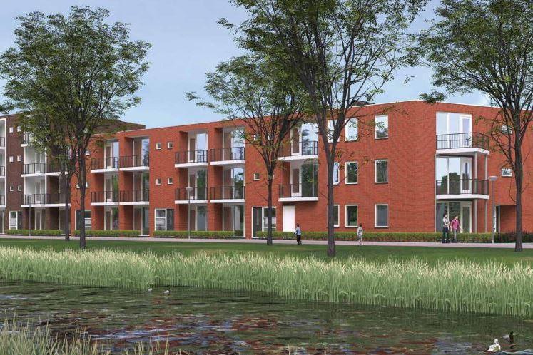 Bekijk foto 1 van Korianderhof appartement