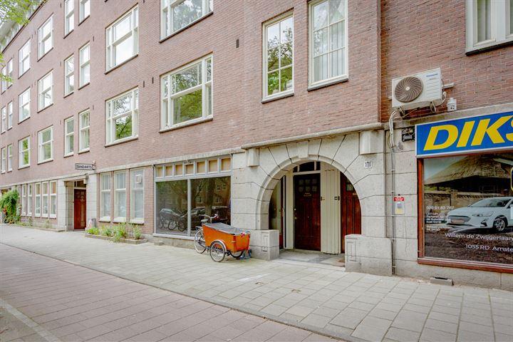 Willem de Zwijgerlaan 99 HS, Amsterdam