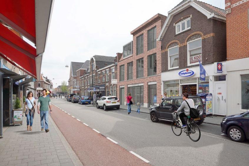 Bekijk foto 2 van Assendorperstraat 112 -114