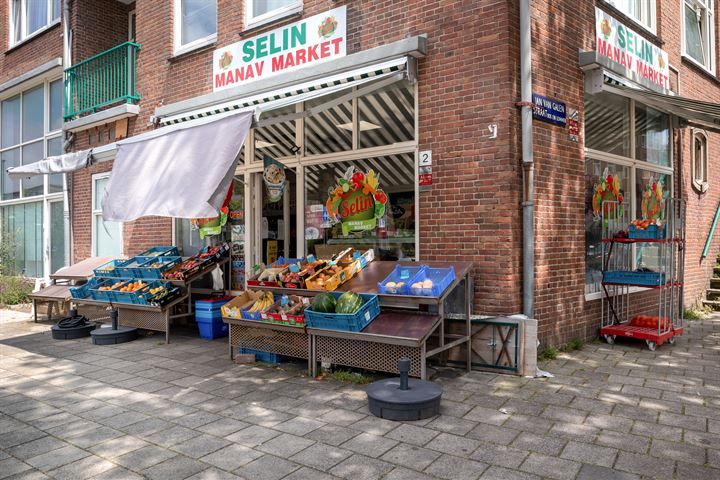 Robert Scottstraat 2, Amsterdam