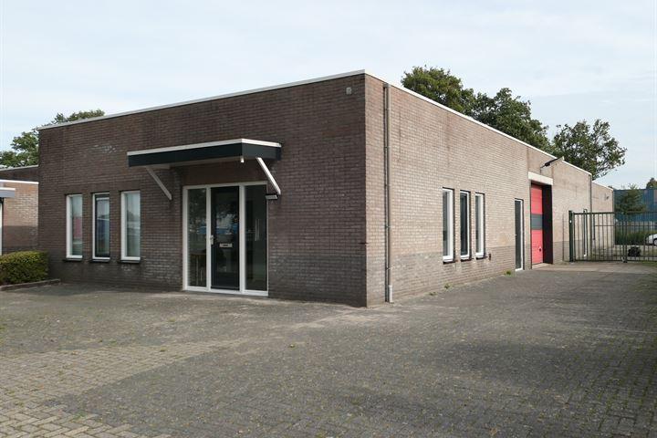 de Lavalstraat 1 A, Hoogeveen