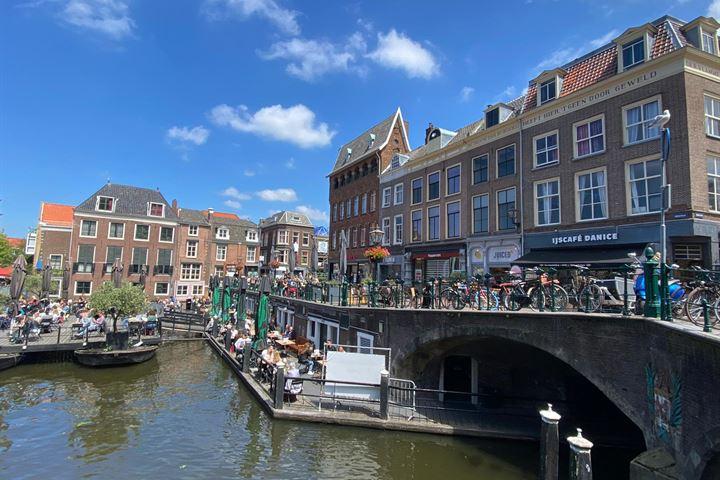 Hoogstraat 4, Leiden
