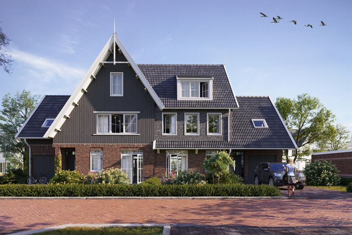 Weespersluis Waterrijk 4B1 (Bouwnr. 62)