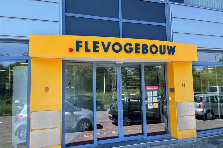Flevoweg 9-11, Leiden