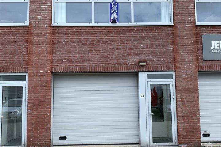 De Hooge Krocht 34, Noordwijk (ZH)