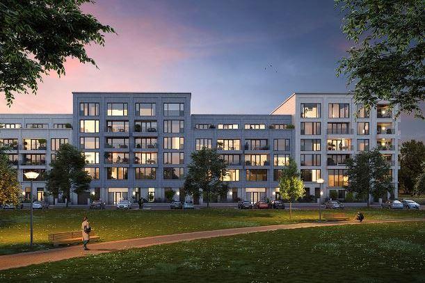 Penthouses Somerparc aan de Amstel