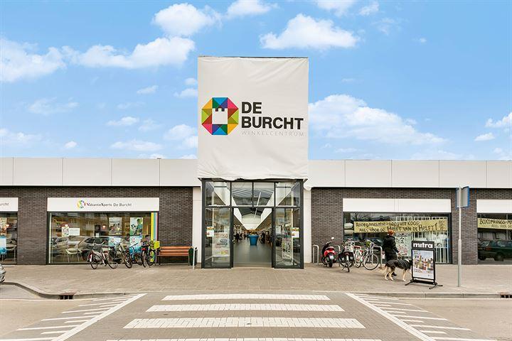 De Burcht 40 HOEK, Breda