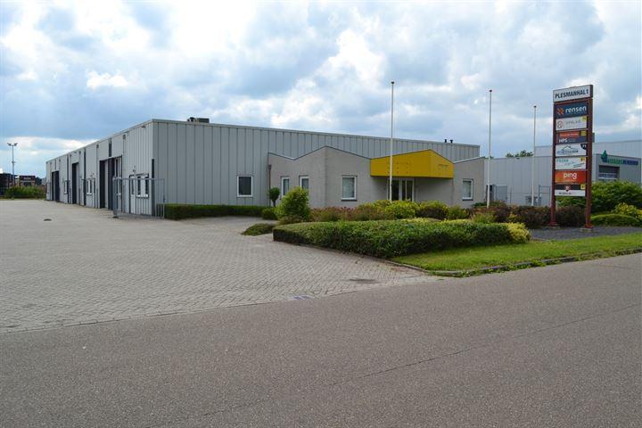 Plesmanstraat 67-69, Hoogeveen