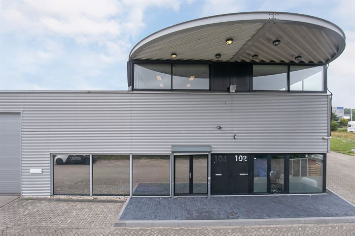 Sevillaweg 104, Rotterdam