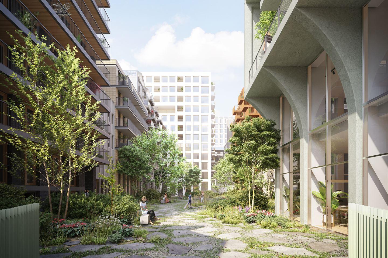 Bekijk foto 4 van Oostenburgermiddenstraat 117