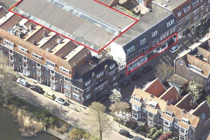 Willem van Hillegaersbergstraat 102 104+106, Rotterdam